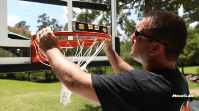 Installing Your Mega Slam Hoop System